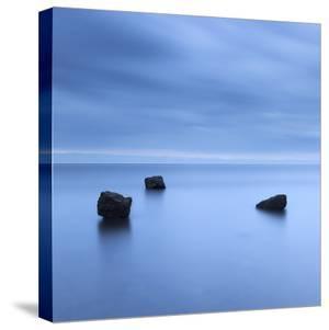 Three Rocks by Doug Chinnery