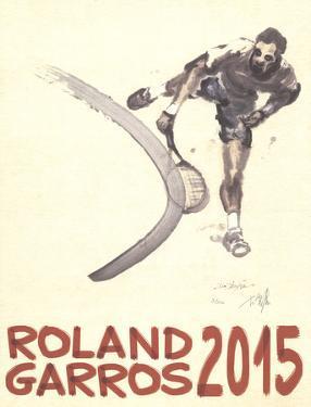 Roland Garros by Du Zheng