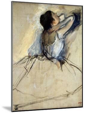 Dancer, C1874 by Edgar Degas