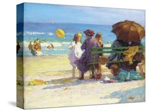 A Family Outing by Edward Henry Potthast