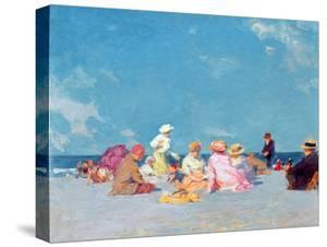 Afternoon Fun, C.1907-27 by Edward Henry Potthast
