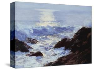 Moonlight by Edward Henry Potthast