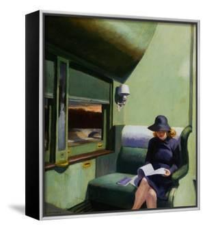 Compartment C, Car 293 by Edward Hopper