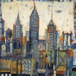 City Sketches by Elizabeth Jardine