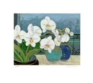 Petite Fleur Suite IV by Ellen Gunn