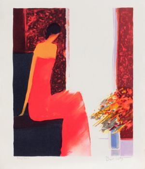 L'Attente by Emile Bellet