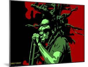 Bob Marley - Stir it Up by Emily Gray