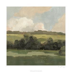 Ochre Evening II by Emma Scarvey