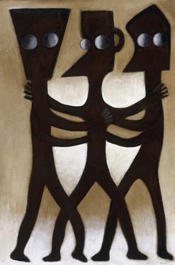 Untitled IV by Ephrem Kouakou