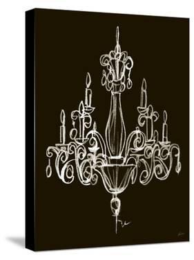 Elegant Chandelier I by Ethan Harper