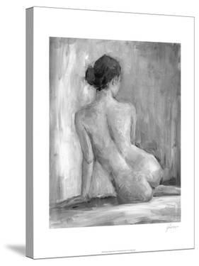 Figure in Black and White I by Ethan Harper