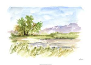 Vibrant Watercolor II by Ethan Harper