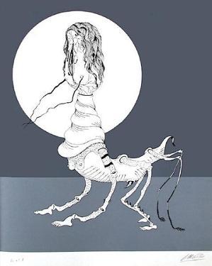 Histoire naturelle : le Parsifal by Felix Labisse