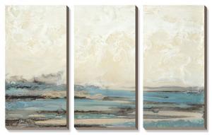 Aqua Seascape by Ferdos Maleki