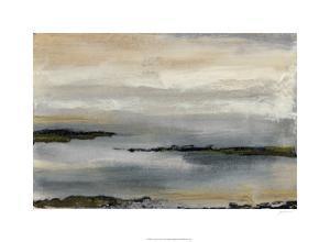 Gray Mist I by Ferdos Maleki