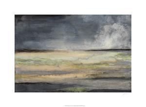Indigo Sky I by Ferdos Maleki
