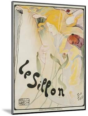 Le Sillon Poster by Fernand Toussaint