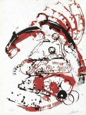 L'Interieur des Choses - le Telephone by Fernandez Arman
