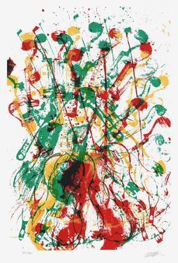 Trio cordes III by Fernandez Arman