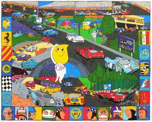 Les 24 heures du Mans by Francky Boy