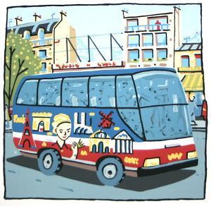 Bus by François Boisrond