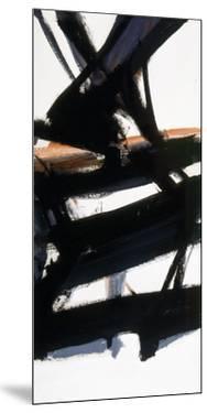 Horizontal Rust by Franz Kline