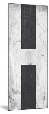 Industrial Alphabet - H by Frazier Tom