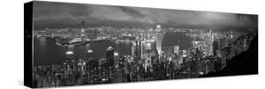 Hong Kong, View from Victoria Peak, China by Gavin Hellier