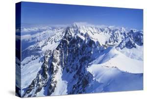 Rhone Alpes, Chamonix, Savoie, France by Gavin Hellier