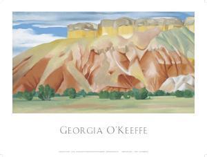 My Back Yard by Georgia O'Keeffe