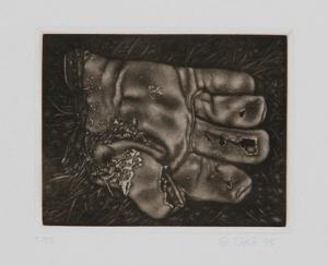 Glove by Gerde Ebert