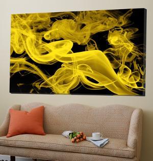 Yellow Smoke by GI ArtLab