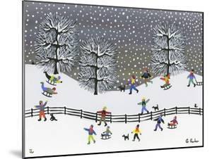 Winter Wonderland by Gordon Barker