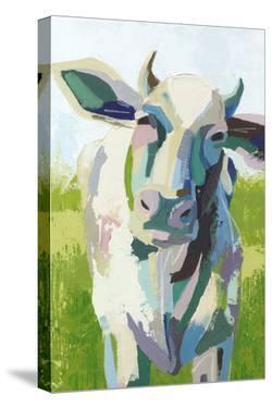 Painterly Cow II by Grace Popp