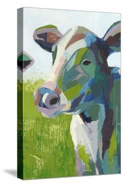 Painterly Cow III by Grace Popp