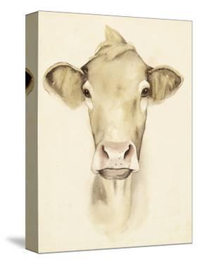 Watercolor Barn Animals III by Grace Popp