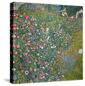 Italian Horticultural Landscape, 1913 by Gustav Klimt