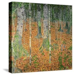 The Birch Wood, 1903 by Gustav Klimt