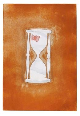 Hour Glass by Hank Laventhol
