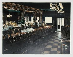 Harvey's Chelsea Restuarant by Harry McCormick