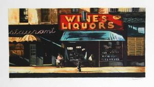 Wines and Liquors by Harry McCormick