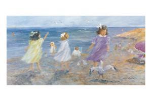 At the Seashore by Hélène Léveillée