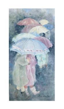 Umbrellas by Hélène Léveillée