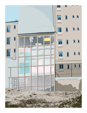 Paris Vector 01 by Herve Di Rosa