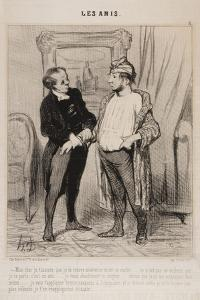 honore daumier posters and prints at. Black Bedroom Furniture Sets. Home Design Ideas