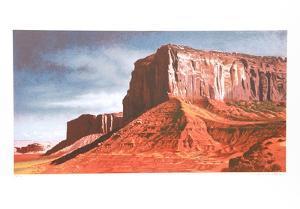 North from Kayenta by Howard Koslow