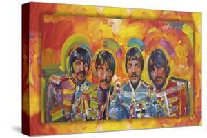 Beatles Sgt-Peppers by Howie Green