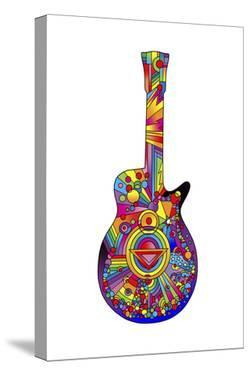 Guitar 02 by Howie Green