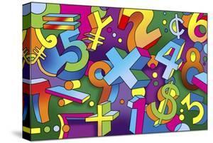 Math Mural by Howie Green