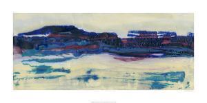 Vibrant Horizon I by J. Holland